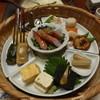 梅の花 太宰府別荘 自然庵 - 料理写真:メインの籠膳