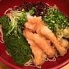 明月庵 ぎんざ 田中屋 - 料理写真:めかぶおろし蕎麦