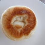 パンのトラ - プレーンベーグル