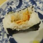 トモキッチン - 朝ごはんおにぎり&味噌汁セット500円鮭おにぎり
