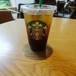 スターバックス コーヒー - ドリンク写真:アイスショートアメリカーノ324円