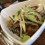 新潟バル 醸造屋 - ステーキ丼