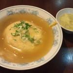 揚子江 - 料理写真:天津飯 600円