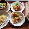 ヴォルケイニア・レストラン - 料理写真:ヴォルケイニアセット(¥1700)