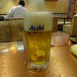 ニューストン - 生ビール:240円(セット価格)