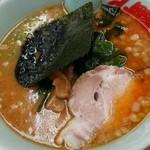 ラーメン山岡家 - 濃厚えび醤油ラーメン 850円