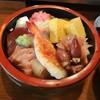 寿し正 - 料理写真:ランチのちらし寿司\700(16-05)