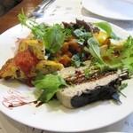 燕三条イタリアン Bit - 前菜盛り