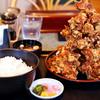 洋食亭 寅安 - 料理写真:特製唐揚げ定食。