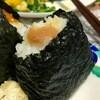おにぎり小島米店 - 料理写真:辛子明太子(2015.05)