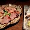 四季酒菜 和餐梵 - 料理写真:バラ肉の***と**イカのゲソ?(失念)