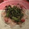 ロビンソン - 料理写真:鮮魚と彩り野菜のカルパッチョ