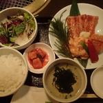 福寿 - スタミナランチ 1,380円