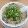 来来亭 - 料理写真:ラーメン(ネギ多め)670円
