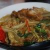 らーめん天上 - 料理写真:ザーチー飯
