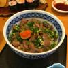 鮨 みやふじ - 料理写真:みやふじ御膳 鯵丼