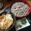 千利庵 - 料理写真:ランチ限定メニュー もりそば定食(¥750)