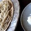手打蕎麦眞 - 料理写真:もりそばの薬味は大根でOK