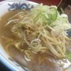 らーめんや天金 - 料理写真:正油野菜