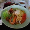 ファミリーローズ - 料理写真:2014.8/20:冷麺