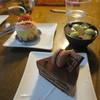 ル・スゥブラン - 料理写真:プログレショコラ(355円)、バカラピスターシュ(350円)、茶涼(355円)