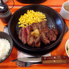 いきなりステーキ - 料理写真:ワイルドステーキ(300g 1350円)