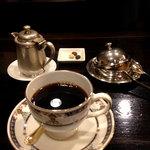 備屋珈琲店 - 珈琲のセット