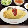 日東 - 料理写真:オムライス