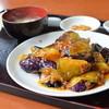 満城香 - 料理写真:麻婆ナス定食1