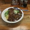 かいどう - 料理写真:ジャジャー麺(790円)