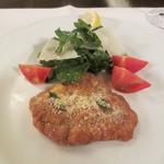 ヴィノ・ヒラタ - 2016.5 ミラノ風カツレツ