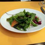 ケ  ヴォーリア! - [Pranzo A] green salad
