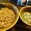 つけ麺 花みずき - 料理写真:ベジポタつけ麺と味玉です