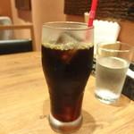 トスカーナ - アイスコーヒー