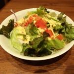 トスカーナ - 野菜サラダ