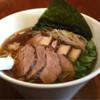 AQUA - 料理写真:(2016年5月)チャーシュー麺