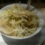 麺屋 三郎 - 三郎ラーメン800円 ネギトッピング