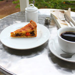 カフェ ロワン - タルト・オ・フリュイ