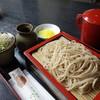 道の駅 田沢 なごみの郷 - 料理写真:もりそば(\700税込み)