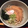 蕎麦源 - 料理写真:きつねそば