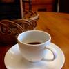珈琲豆焙煎工房ロースティングカフェ - ドリンク写真:201605_奥様に入れて頂きました(飲みかけを撮影^^;)
