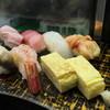 米八 - 料理写真:特上にぎり