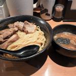 ラーメン炙り - つけ麺・チャーシュー