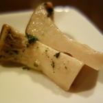 バール サウダージ - 美味しいエリンギ