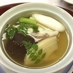 松木屋 - 潮汁の超高級