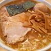 自家製中華そば としおか - 料理写真:らーめん(小)+味付玉子 750円