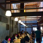 50760578 - 古民家イメージ(堺の町屋ベース)の店内風景。
