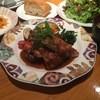 あんず園 - 料理写真:オススメ!パスタ付きランチ  ¥1500