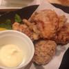 一食入魂食堂 分けかぶら屋 iSuu - 料理写真:上州麦風鶏の唐揚げ