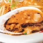50781704 - 馬油の浮かぶスープ